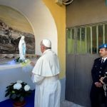 Lava-pés do Papa na prisão: sem transmissão ao vivo