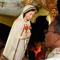 Inauguração Capela Nossa Senhora Rosa Mistica