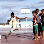 Esporte é saudável se praticado de forma cooperativa e lúdica