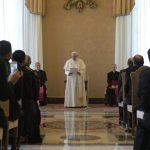 Papa recebe participantes do Capítulo Geral dos Josefinos