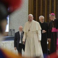 Papa Francisco: nomeação e transferência para o Brasil