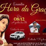 Venha Participar do Encontro Hora da Graça dia 08/12
