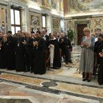 Francisco: o Direito Canônico é essencial para o diálogo ecumênico