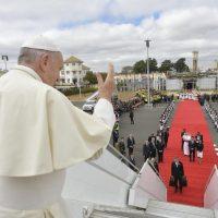 Papa conclui Viagem Apostólica e está a caminho de Roma