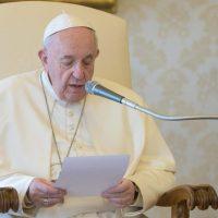 Francisco: o puro de coração vive na presença do Senhor