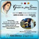 Música e Oração – Programa Geração de Nossa Senhora – Terça as 20h – Rádio 95.1 FM